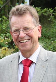 Walter Bauer, Vorsitzender der SPD-Gemeinderatsfraktion Filderstadt und Mitglied im Kreistag Esslingen